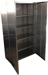 Supplies Garment storage cabinet