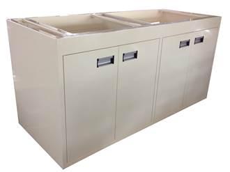 Laboratory Furniture Mobile Pedestals Cabinets